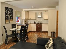 Dreamhouse Apartments Manchester City West Manchester Birleşik Krallık