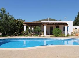 Hotel photo: can guito es pujols-finca sa caleta , cp: 07818