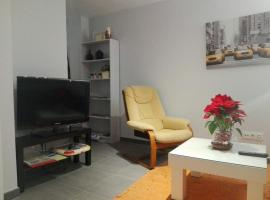 호텔 사진: COZY APARTAMENT 10 MINUTES FROM THE HEART OF MADRID
