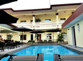 A picture of the hotel: Singh`s Palace Villa Appartementen Suriname