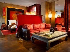 Hotel Photo: Buddha-Bar Hotel Prague