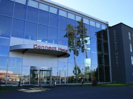 Connect Hotel Skavsta Airport Nyköping Швеция