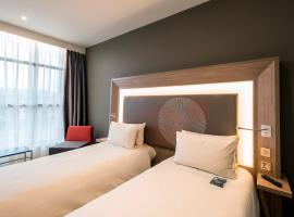A picture of the hotel: Novotel London Heathrow Airport T1 T2 and T3