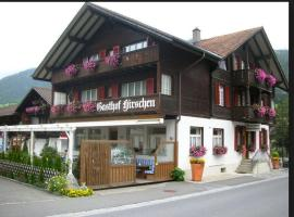 Hotel Photo: Gasthof Hirschen
