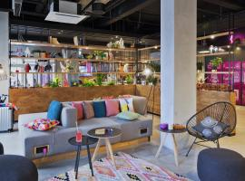 Hotel photo: MOXY Berlin Humboldthain Park