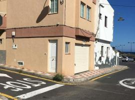 Hotel photo: Apartamento estudio junto al mar