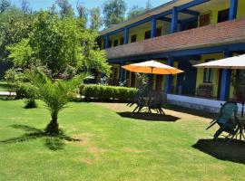 A picture of the hotel: Hotel Quetzalcalli