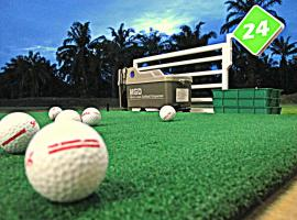 Hotel near Krabi airport : Palm Driving Range & Resort