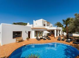 호텔 사진: Villa DREAM Ibiza