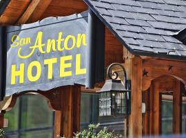 Hotel Photo: San Anton Benasque