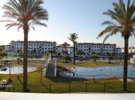 A picture of the hotel: Residencial Taymar La Barrosa