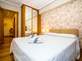 Hotel photo: Apartamento Pampinot Hondarribia