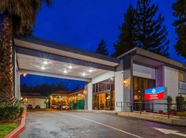 Hotel photo: SureStay Plus Hotel by Best Western Sacramento North