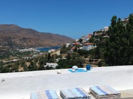 "Hotel photo: ""Memory"" Apt in Stone Tower 1690 • Andros Island"