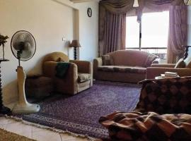 Three Bedroom Furnished Apartment at Nasr City Cairo Egypt