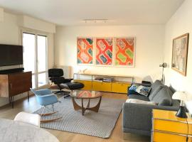 Hotel photo: Luckey Homes - Rue Vaneau
