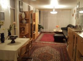 Messe Wohnung/Fair Apartment
