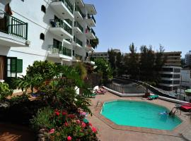 Apartamentos Don Diego Playa del Ingles Spain