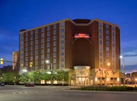 Hotel photo: Hilton Garden Inn Detroit Downtown