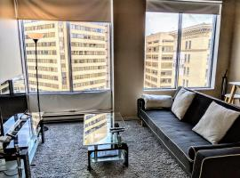 Ξενοδοχείο φωτογραφία: Modern DOWNTOWN Loft Near ROGERS PLACE,SHAW CONF