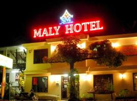 Hotel near  Xieng Khouang  airport:  Maly Hotel