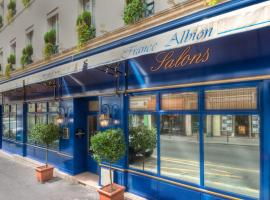 Hotel France Albion Paris France