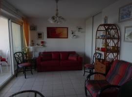 Hotel photo: Appartement Le SUNSET Vue MER