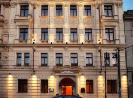 Luxury Family Hotel Royal Palace Prague Czech Republic
