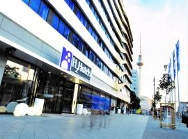 A picture of the hotel: H2 Hotel Berlin-Alexanderplatz