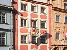 Red Lion Hotel Prague Czech Republic