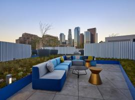 Hotel photo: 2BR/2BA Designer Suite in Downtown LA