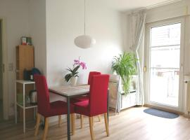 Quiet City-Apt, 4min City-Center, 18min Fair Nürnberg!!!
