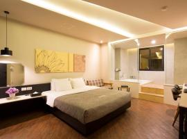 Hotel Photo: 2 Heaven Hotel Seomyeon