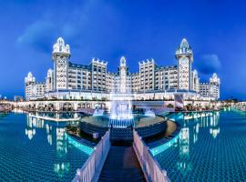 Hotel photo: Granada Luxury Belek