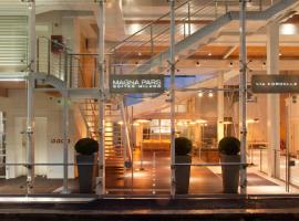 Hotel Magna Pars - Small Luxury Hotels of the World Milan Italy