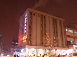 Esadas Hotel Erzurum Turkey