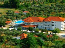 Achillion Hotel Skála Potamiás Greece