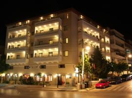 Elina Hotel Apartments Rethymno Town יוון