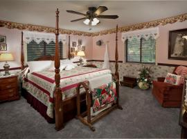 Hotel near Asheville Regional Airport airport : Acorn Bed And Breakfast at Mills River