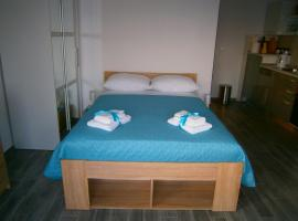 Hotel photo: Studio apartment Luzia