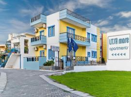 Litsa Mare Apartments Agia Pelagia Greece