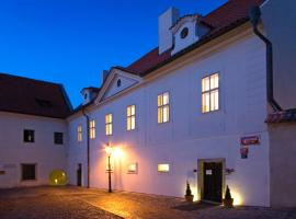 Monastery Hotel Prague Czech Republic