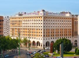 Hotel photo: Ayre Hotel Sevilla