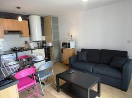 Apartement Cigalle 3 Paris France