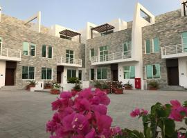 A picture of the hotel: AZAIBA Villas MUSCAT