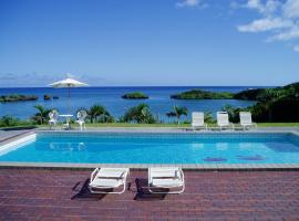 Hotel Photo: Hoshizuna Beachfront Coral Garden