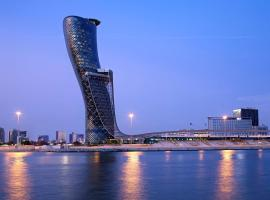 Hotel photo: Hyatt Capital Gate Abu Dhabi