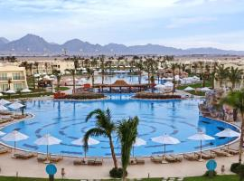 Hotel near Sharm El Sheikh Intl airport : Hilton Sharks Bay Resort