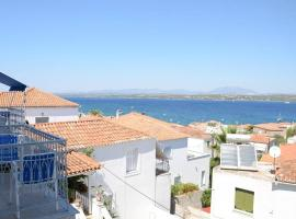 """Hotel photo: """"Mata"""" with seaview in timeless Spetses"""