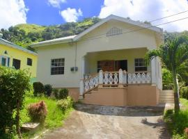 Hotel near Saint Vincent and the Grenadines